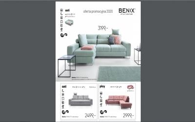 Benix promocje